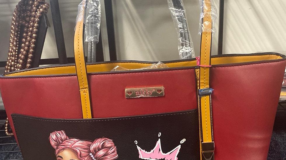 2 in 1 Cutie Pie Handbag