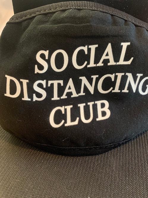 Social Distancing Face Mask