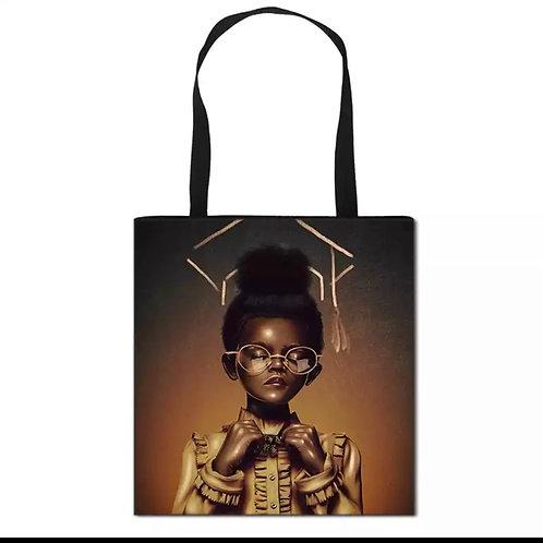 I am Smart Tote Bag