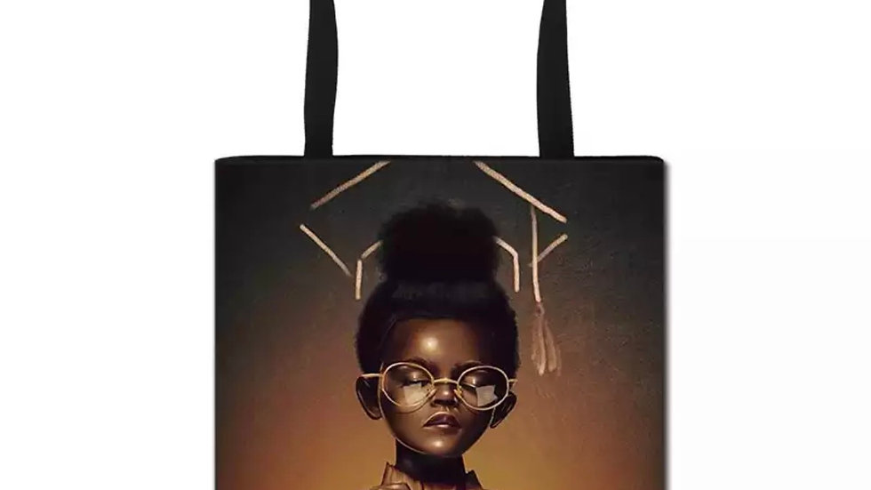 I am Smart Tote Bag
