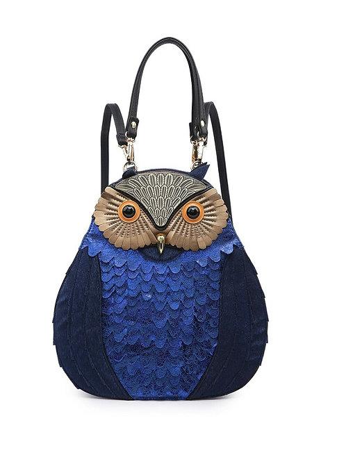Owl Handbag/Backpack