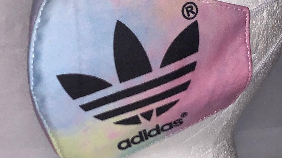 Cotton Candy Adidas