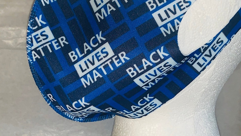Adult Black Lives Matter Mask