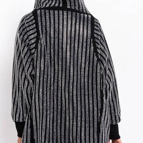 Oversized Bling Jacket