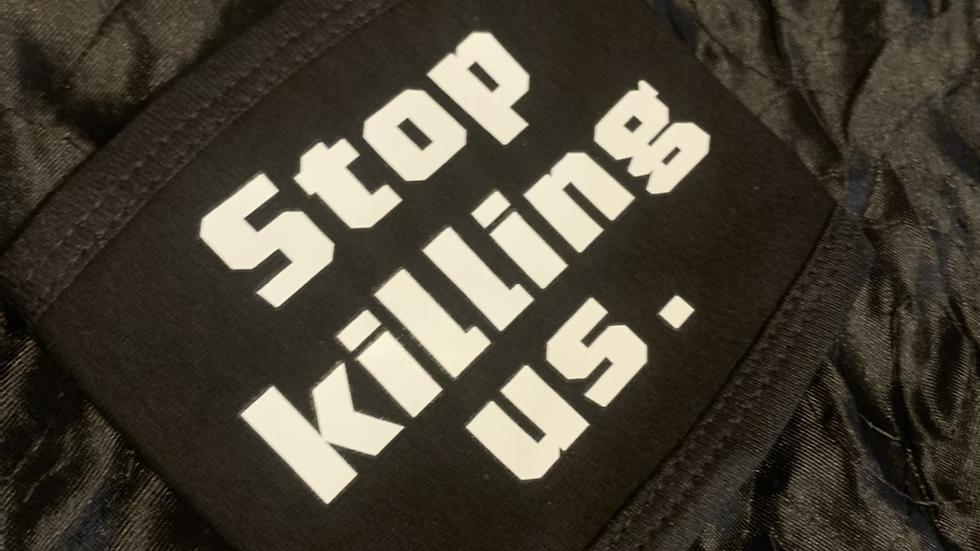 Stop Killing Us Mask