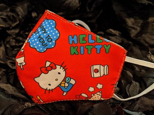Kids mask Hello Kitty
