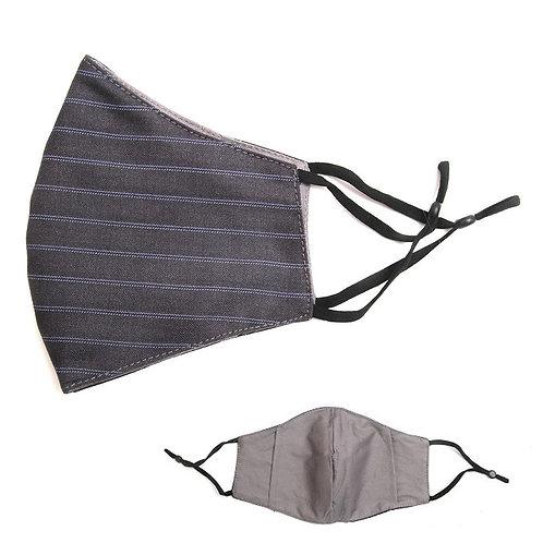 Striped Mask