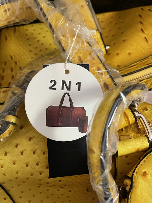 Duffle Bag 2 N 1