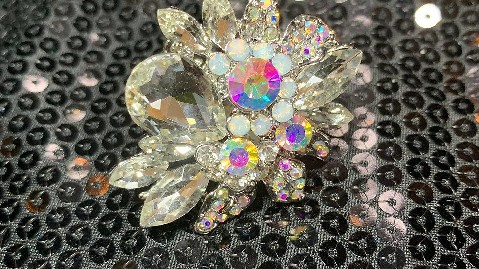 Crystal Jewel Ring