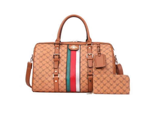 Baecation Luggage