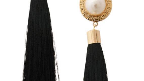 Regal Tassel Earrings