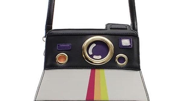 Camera Handbag