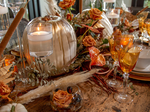 LAVISH: Boutique Life-Styled Gatherings for the Holidays & Beyond!
