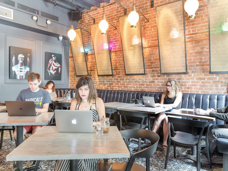 Best coworking spaces in Flatiron