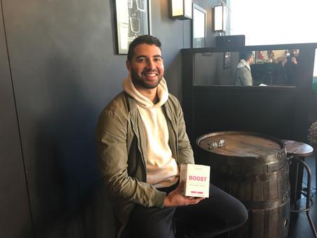 Member Meet-Up: Jordan Bock of Bock Nutritionals