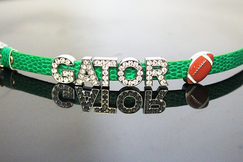 Florida Gators bracelet
