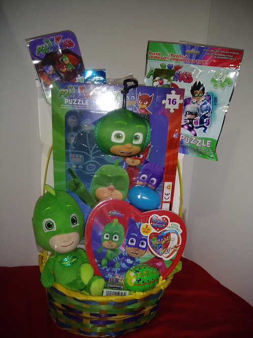 Easter Baskets (PJ Mask, Nemo, Ernie, Elmo)