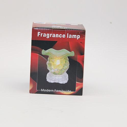 Fragrance oil burning lamp