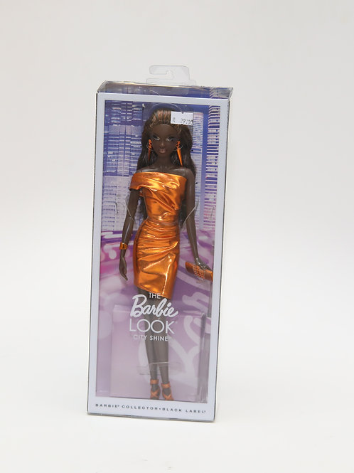 Black Collectible Barbie Doll