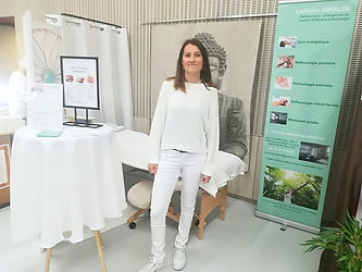 Ludivine GIRALDE énergéticienne magnétiseur Montpellier