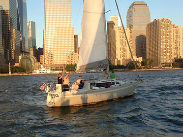 Corporate Charter in the New York Harbor