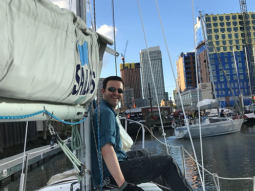 PRIVATE SAIL FOR SOCIAL MEMBER - including tax