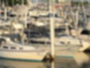 Sailors NYC Dock at Liberty Harbor Marina