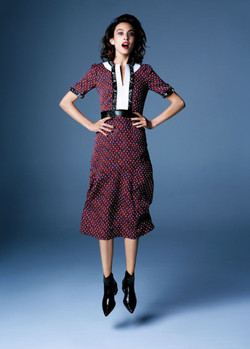 marie claire style