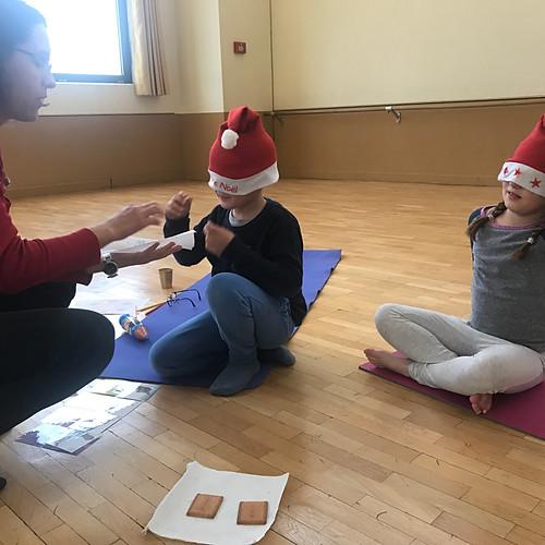 Stage de Yoga Pour Enfants - Meyreuil