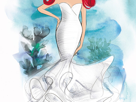 Romance and Magic With New Disney Fairy Tale Weddings Collection