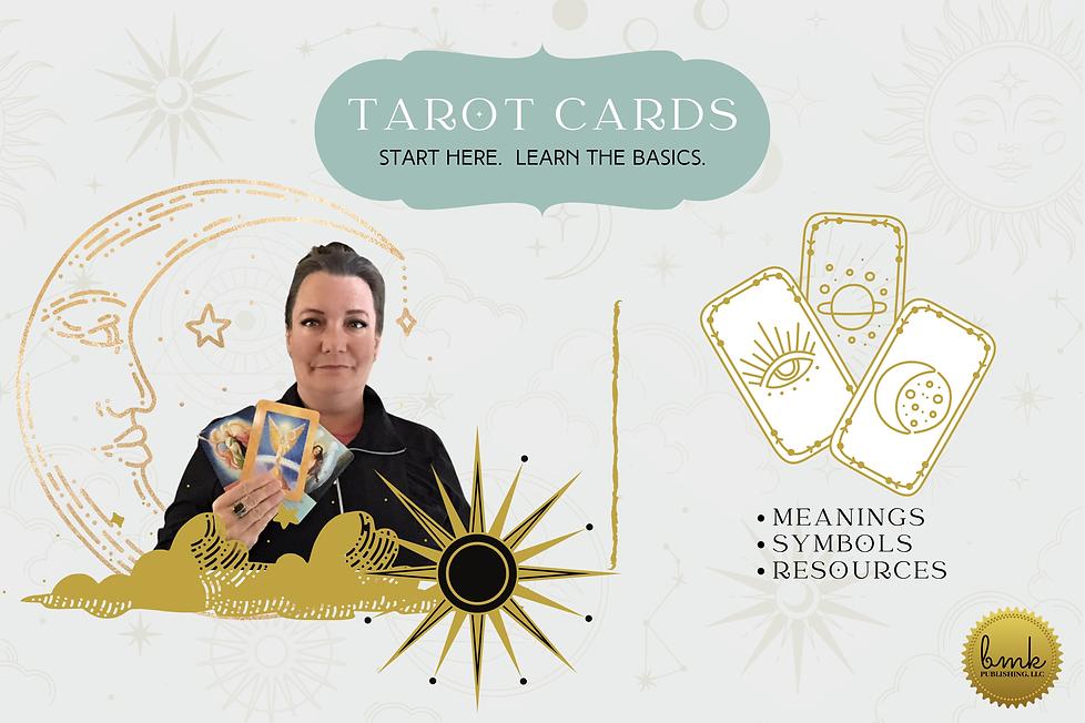 tarot cards learn bmk publishing books f