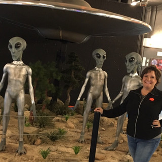 melisa kennedy ufo museum roswell