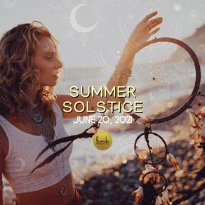 Summer Solstice 2021🌞