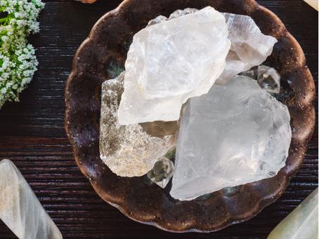 Crystal Spotlight:  MOONSTONE