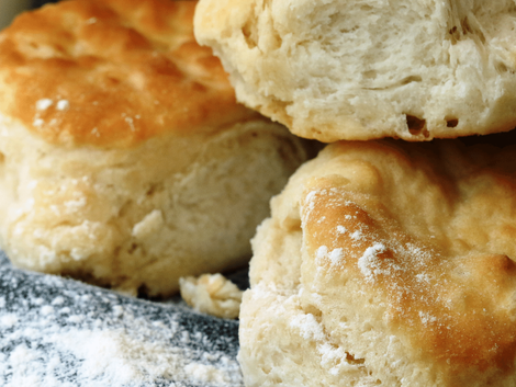 Small Batch Biscuits Recipe