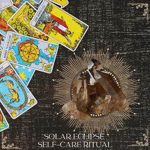 June's Solar Eclipse:   Smoky Quartz Ritual