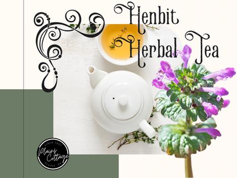 Wild Teas:  Henbit