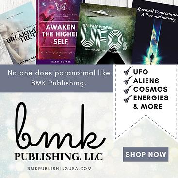 bmk publishing ufo woman melisa kennedy