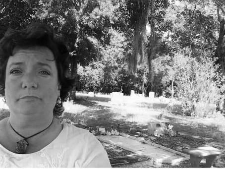 Video:  Paranormal Investigation:  Davenport Cemetery