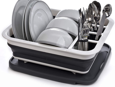 The Best Dish Drainers for Every RV Kitchen