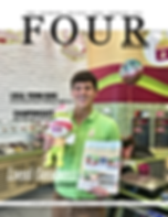 Four Magazine orlando florida