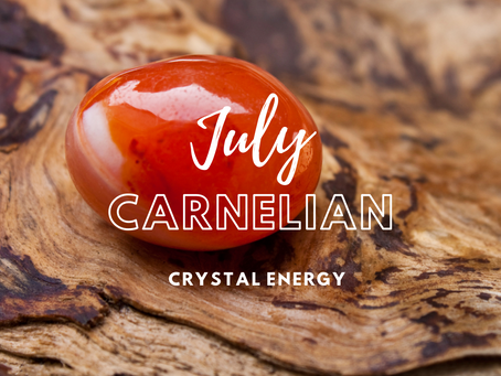 July's Crystal Intentions