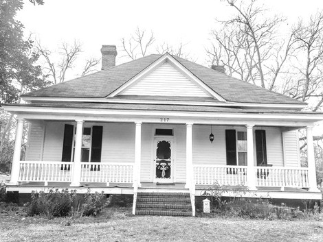 Plains Cottage:  How My Historic Project Came To Be