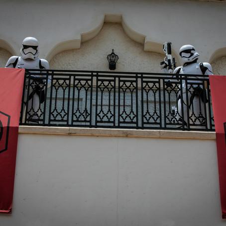 First Order Stormtroopers at Disney Springs