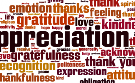 Seven Ways to Show Your Appreciation
