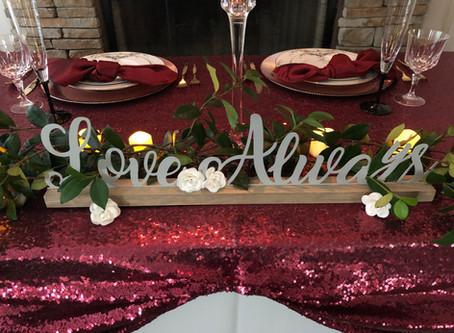 5 Ways to Make Your Intimate Wedding Shine