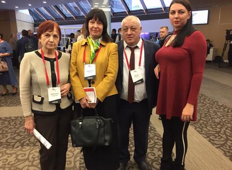 Делегация Российского центра экологической политики и культуры приняла участие в работе экологическо