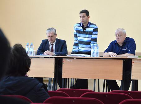 В городе Ефремов состоялось заседание Общественной экологической приемной.