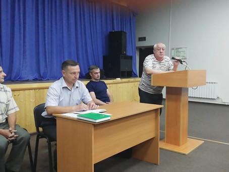 В городе Епифань состоялся круглый стол с представителями гражданского общества, исполнительной влас