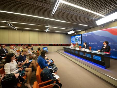 Минприроды России подписало соглашение с общественной организацией «Поисковое движение России»